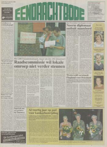 Eendrachtbode (1945-heden)/Mededeelingenblad voor het eiland Tholen (1944/45) 2003-09-11