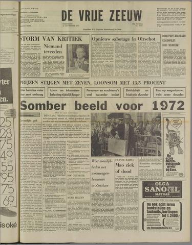 de Vrije Zeeuw 1971-09-22