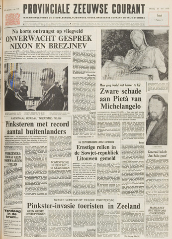 Provinciale Zeeuwse Courant 1972-05-23