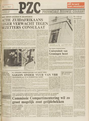 Provinciale Zeeuwse Courant 1975-04-29