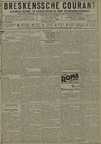 Breskensche Courant 1929-05-18