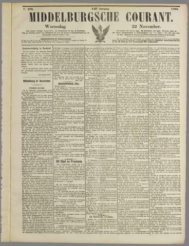 Middelburgsche Courant 1905-11-22