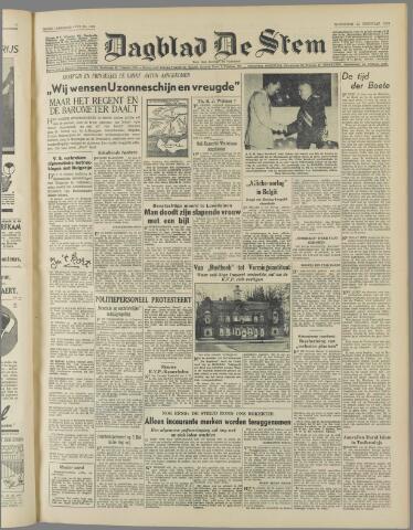 de Stem 1950-02-22