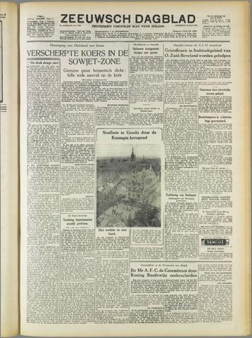 Zeeuwsch Dagblad 1952-07-19