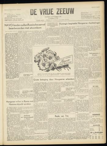 de Vrije Zeeuw 1956-11-16