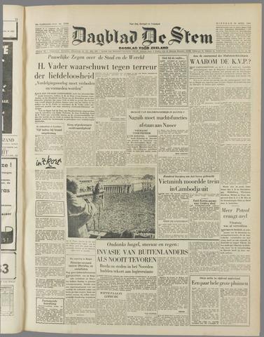 de Stem 1954-04-20