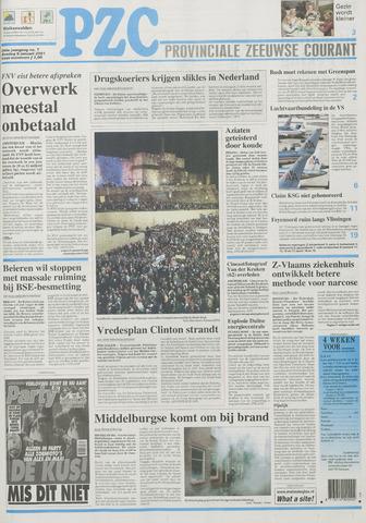 Provinciale Zeeuwse Courant 2001-01-09