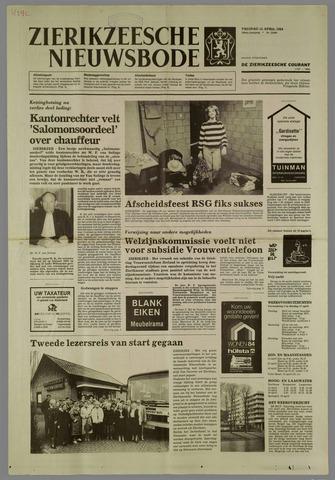 Zierikzeesche Nieuwsbode 1984-04-13