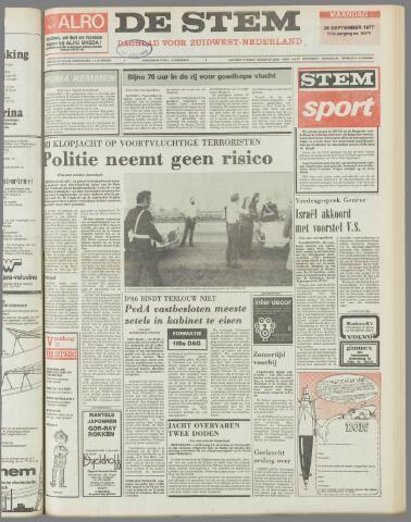 de Stem 1977-09-26