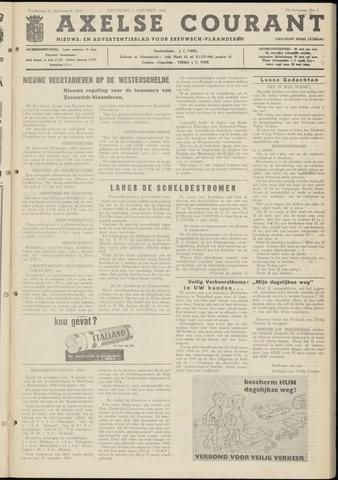 Axelsche Courant 1960-10-08
