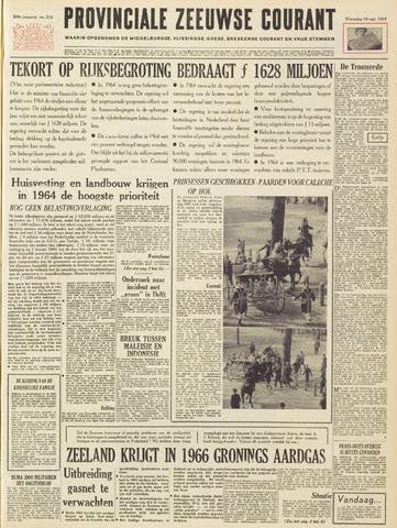 Provinciale Zeeuwse Courant 1963-09-18