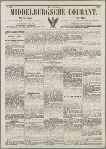 Middelburgsche Courant 1901-05-23