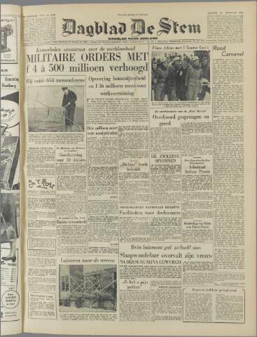 de Stem 1952-02-22