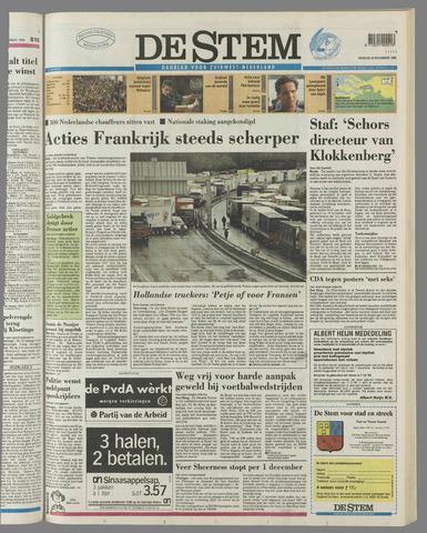 de Stem 1996-11-26