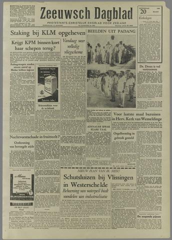 Zeeuwsch Dagblad 1958-03-21