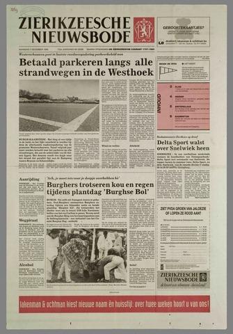 Zierikzeesche Nieuwsbode 1996-12-02