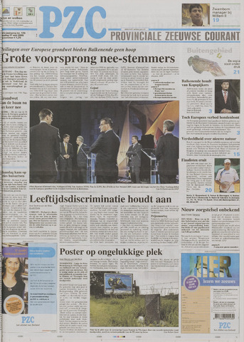 Provinciale Zeeuwse Courant 2005-05-31