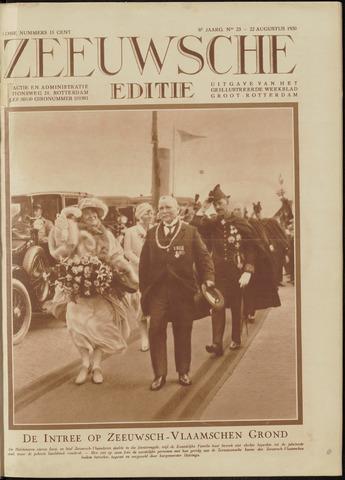 Ons Zeeland / Zeeuwsche editie 1930-08-22