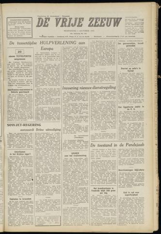 de Vrije Zeeuw 1947-10-01