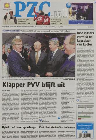 Provinciale Zeeuwse Courant 2011-03-03