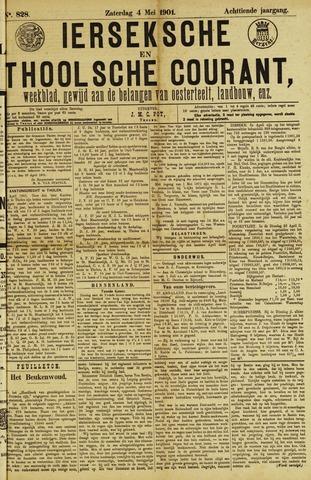 Ierseksche en Thoolsche Courant 1901-05-04