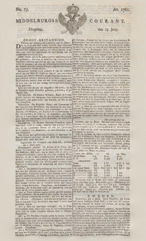 Middelburgsche Courant 1761-06-23