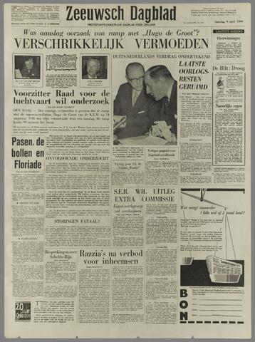 Zeeuwsch Dagblad 1960-04-09