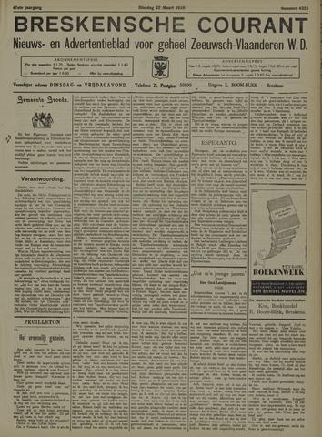 Breskensche Courant 1938-03-22