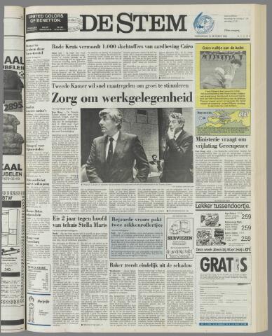 de Stem 1992-10-14