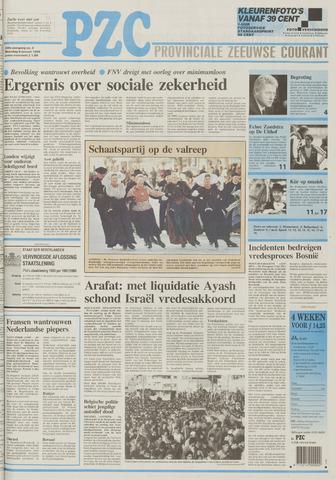 Provinciale Zeeuwse Courant 1996-01-08