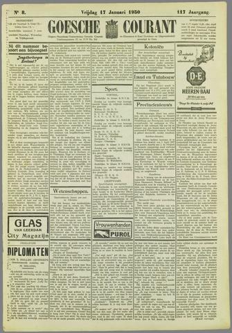 Goessche Courant 1930-01-17