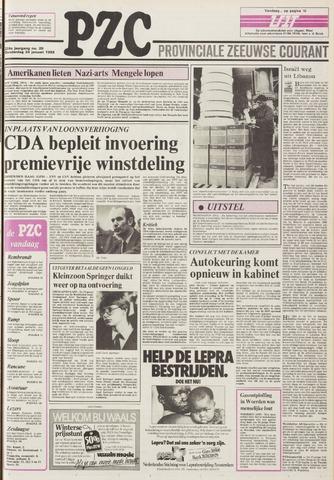Provinciale Zeeuwse Courant 1985-01-24