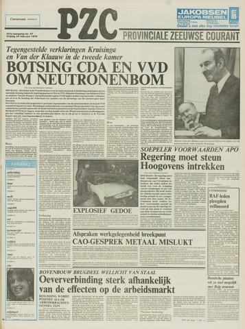 Provinciale Zeeuwse Courant 1978-02-24