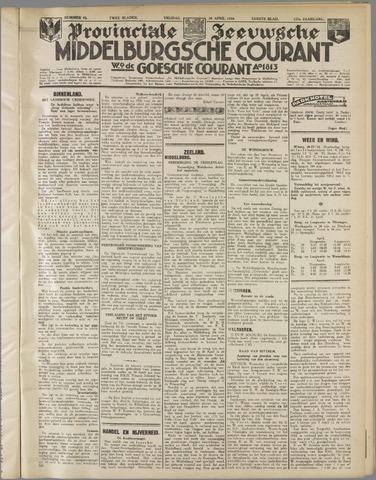 Middelburgsche Courant 1934-04-20