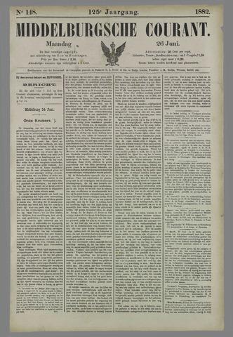 Middelburgsche Courant 1882-06-26