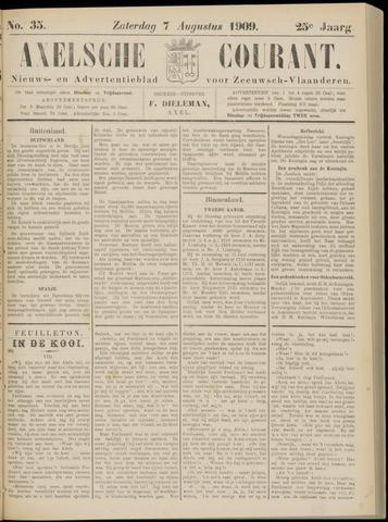 Axelsche Courant 1909-08-07
