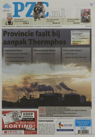 Provinciale Zeeuwse Courant 2011-02-26