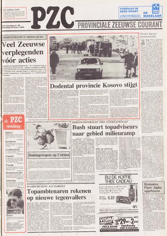 Provinciale Zeeuwse Courant 1989-03-29