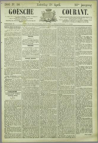 Goessche Courant 1906-04-28
