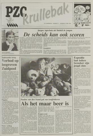 Provinciale Zeeuwse Courant katern Krullenbak (1981-1999) 1991-05-14