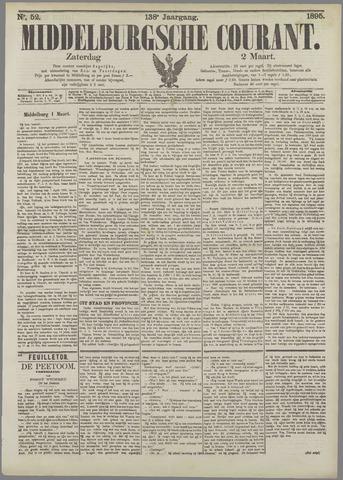 Middelburgsche Courant 1895-03-02