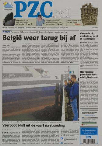 Provinciale Zeeuwse Courant 2011-11-22