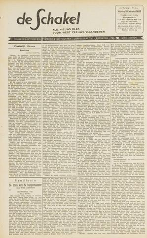 De Schakel 1962-02-02