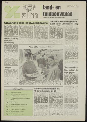 Zeeuwsch landbouwblad ... ZLM land- en tuinbouwblad 1991-04-12