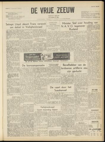 de Vrije Zeeuw 1957-05-17