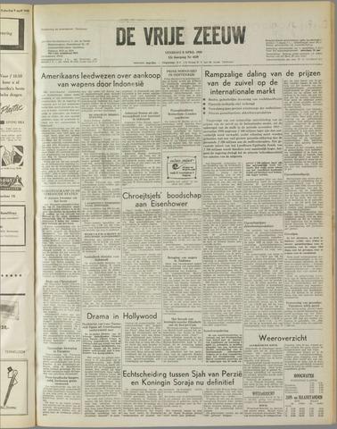 de Vrije Zeeuw 1958-04-08