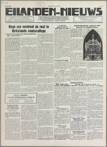 Eilanden-nieuws. Christelijk streekblad op gereformeerde grondslag 1979-11-27