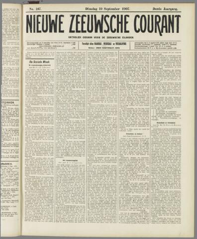 Nieuwe Zeeuwsche Courant 1907-09-10