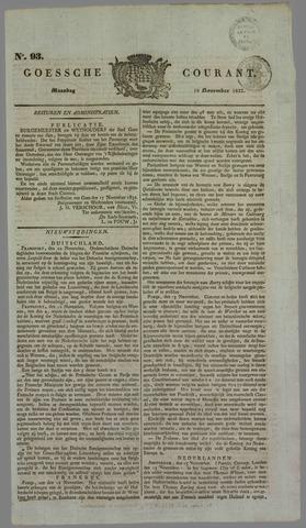Goessche Courant 1832-11-19