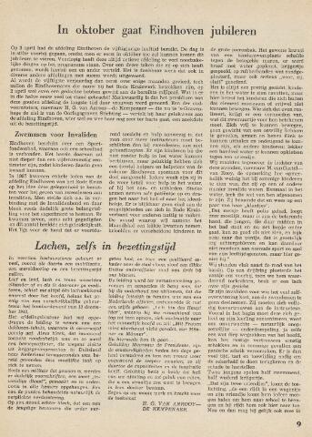 Watersnood documentatie 1953 - tijdschriften 1959